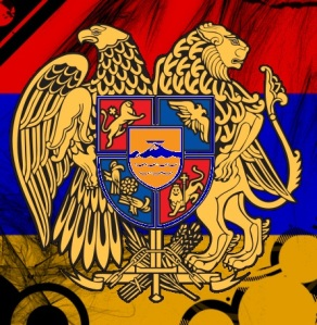 Armenia's Colors and Coat of Arms